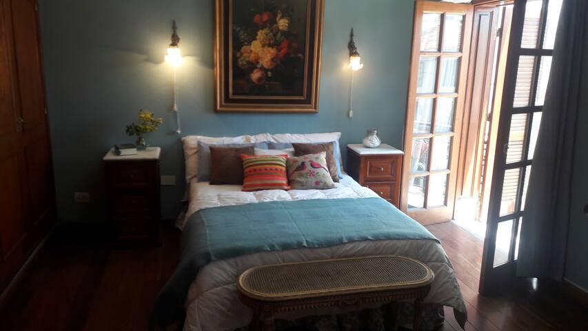 Dos lujosas habitaciones con Jacuzzi en el centro - San Salvador de Jujuy - Huis