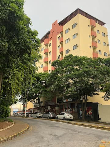 Apartamento, Centro, Resende -RJ, AMAN/ 3pessoas