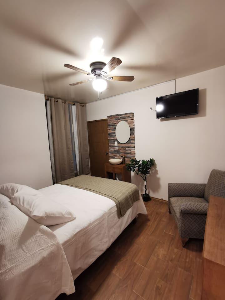 Preciosa habitación básica en centro histórico 3