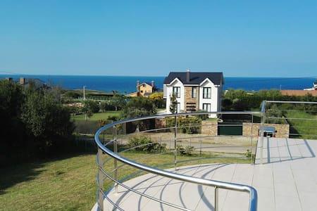 Casa en la playa de peizás - Foz - House