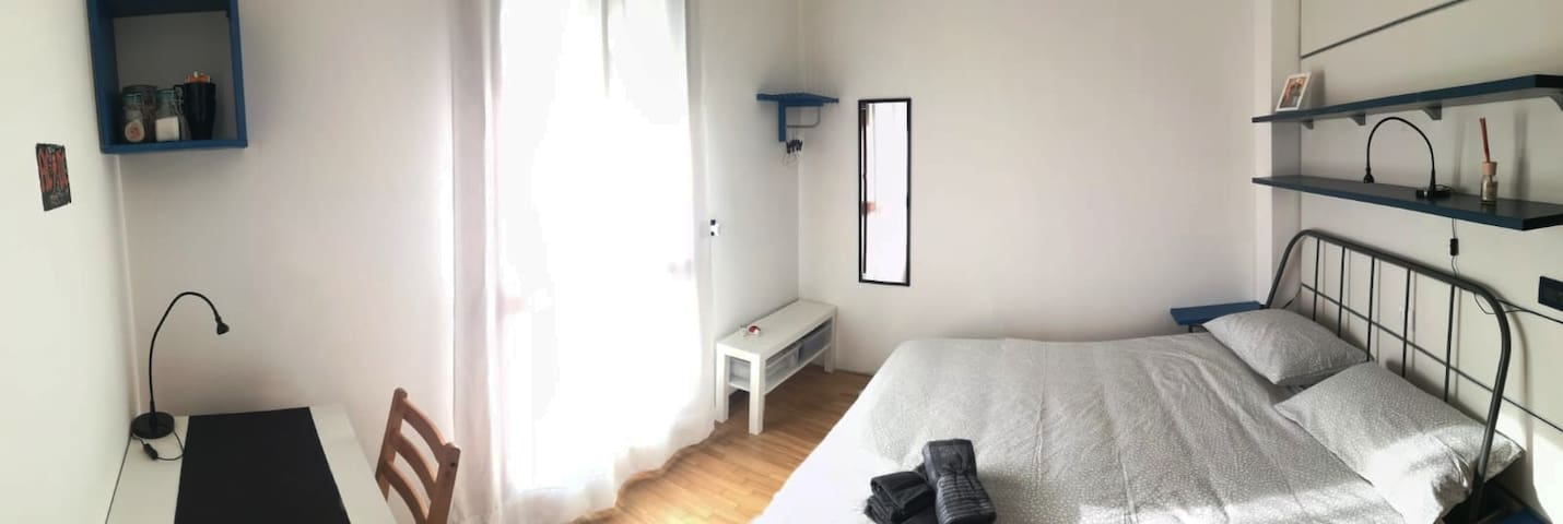 Stanza nuova con bagno privato subito fuori Padova