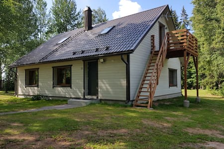Väike-Puusmetsa holiday home