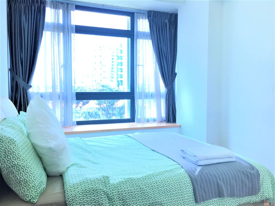 3BR/All-In In Farrer Park (WIFI/MRT/POOL AND ETC.)