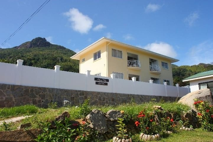 Ocean View Guest House- Double Room with Breakfast