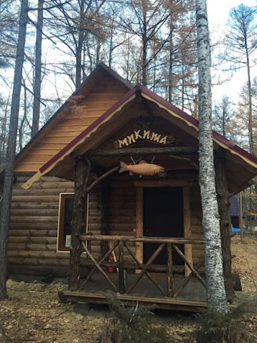 Luxury Log Cabin and All-Inclusive: Rainbow Trout