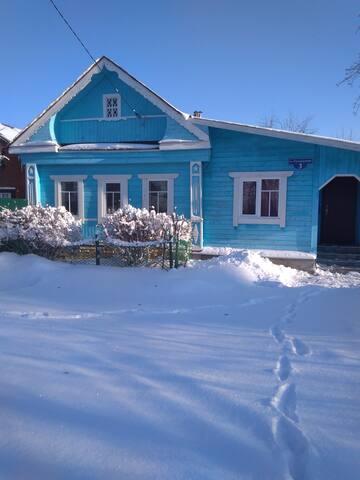 Домик на Суздальской