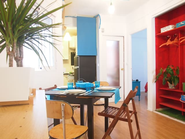 Nice apartment in Seville City Centre, Alameda.