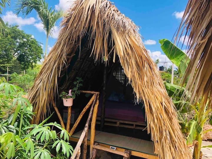 Cabaña para 2 personas - Eco Lodge- Caquín