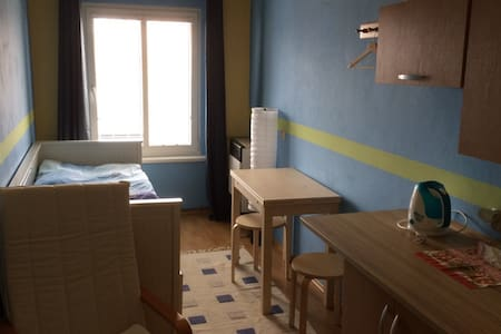 Cosy studio with shower and WC - 1 bed - 2 guests - Planá - Lakás