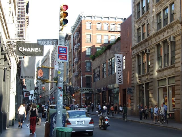 Affordable 2 Bedroom in the Heart of Nolita/Soho