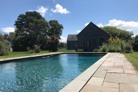 Cottage on Litchfield Farm