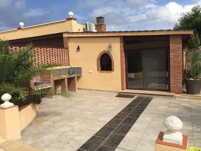 Villa Paquita, Delta de l'Ebre - Deltebre - Villa