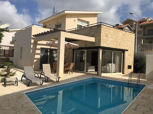 Aphrodite Heights 2 bedroom villa - Yeroskipou - Villa