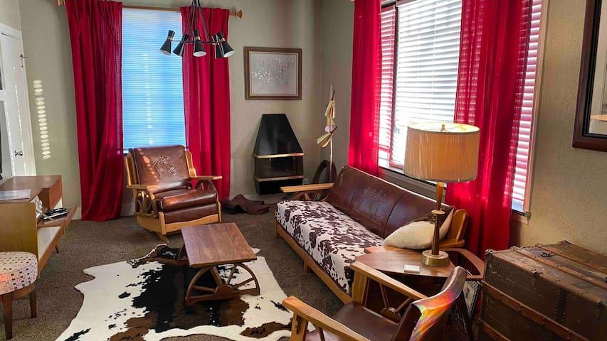 The Atomic Cowboy Suite