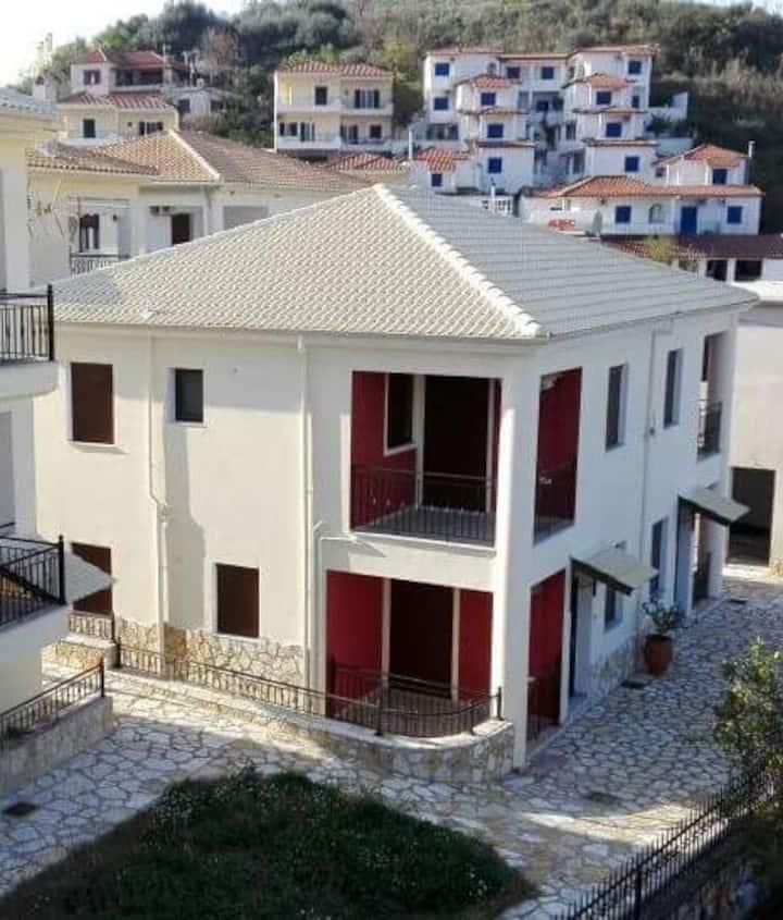 Linas House Blue Σύβοτα