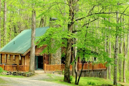 Wilderness Lodge - Private Oasis on 200 acres
