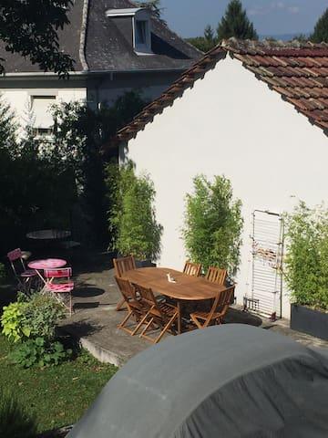Un appartement de caractère unique - Mulhouse