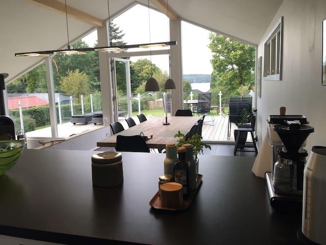 Sommerhus med fantastisk udsigt - Børkop