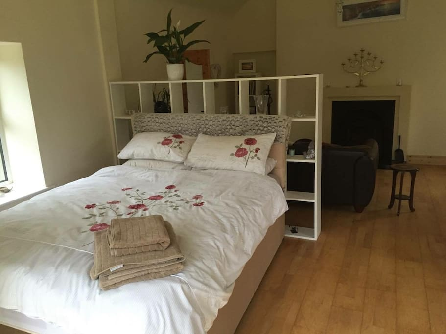 Double Room, with Lounge Attached