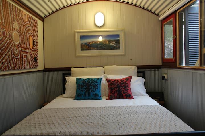 Railway Carriage Retreat