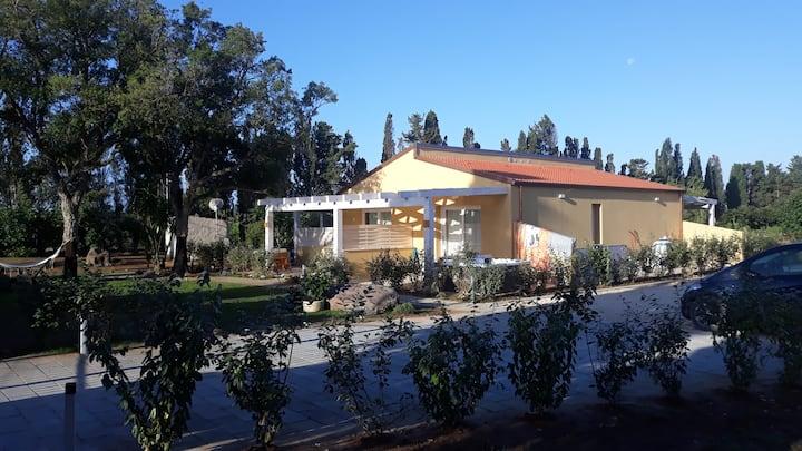 Azienda agricola I Peperoncini - Camera Cayenna