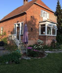 Beautiful house close to the beach and the city - Copenhaguen - Casa