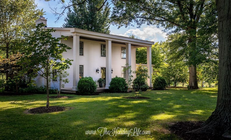 Harp Innis Farm -  A Lexington Bluegrass Estate - Lexington - House