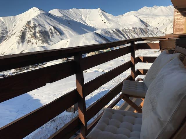 Gudauri MagiStyle ski in/ski out - Gudauri - Daire