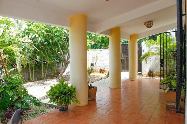 La Casa della Luna - Puerto Escondido - Hus