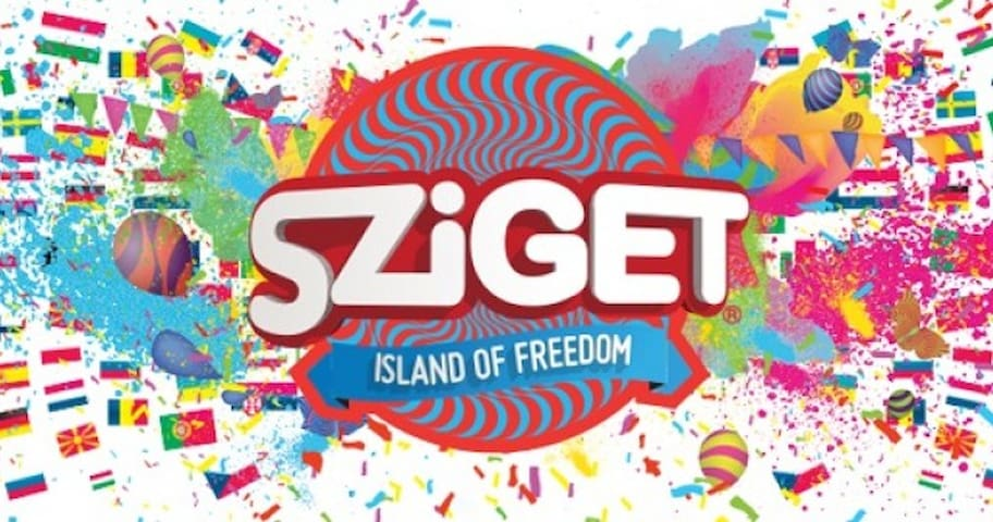 Nearest Sziget Festival -40 m2 flat - Budapeşte