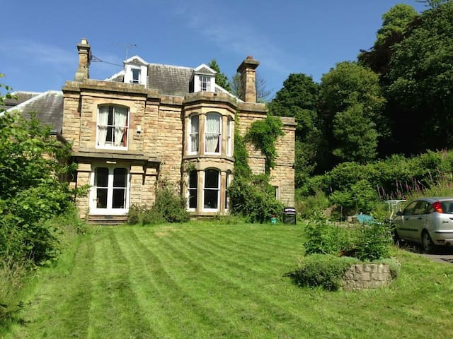 Oakerthorpe Manor, near Matlock