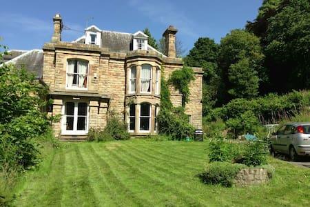 Oakerthorpe Manor, near Matlock
