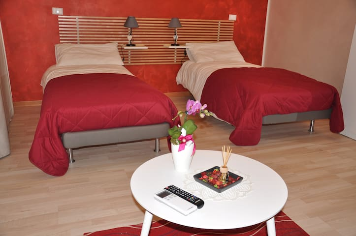 Area39 b&b in centro - Trieste - Bed & Breakfast