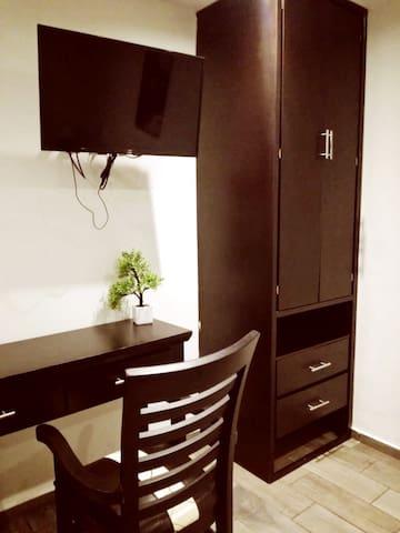 Bonitas Suites privadas en CDMX, Coyoacán.2