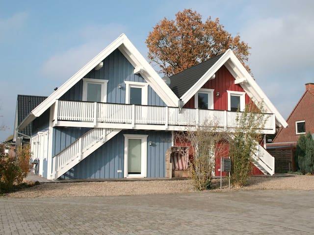 Vindö 2 gemütliche Wohnung im Schwedenstil