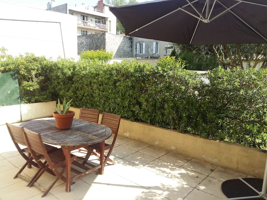 T2 Intra Muros Appartements Louer Avignon Provence