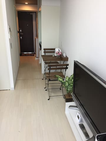 ¥3800!Close to Namba,Umeda!Central! - 大阪市 - Apartamento