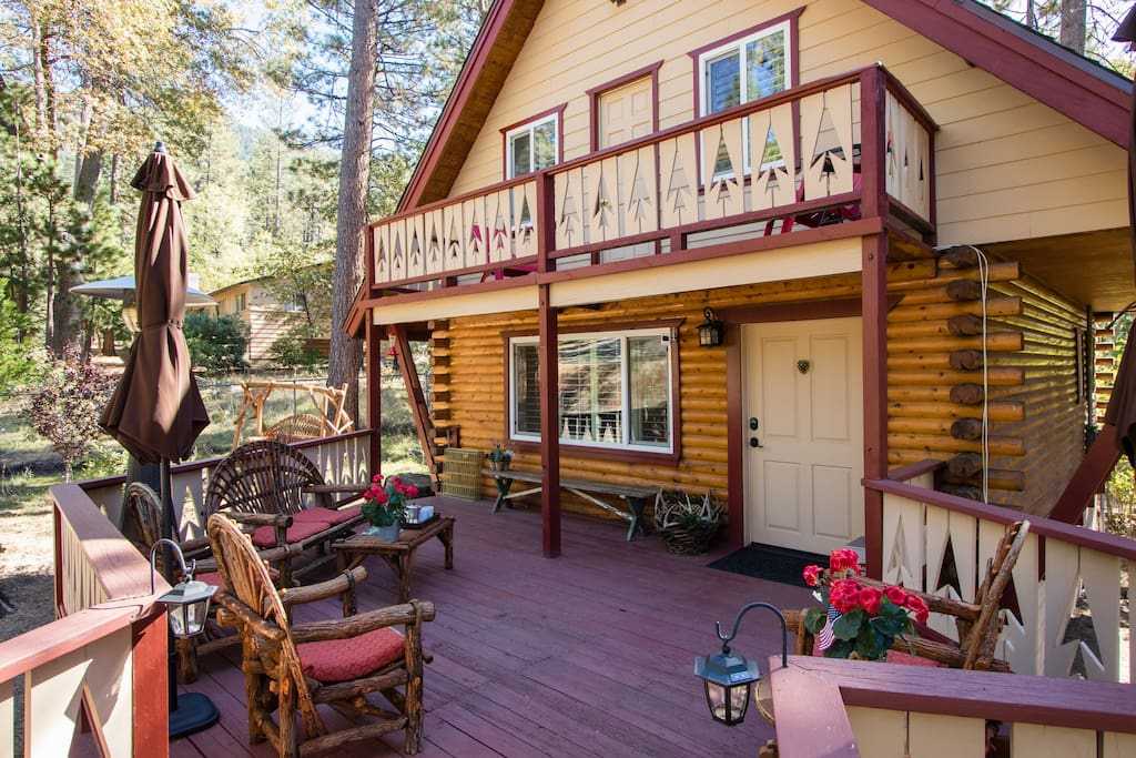 Idyllwild Cabins For Rent Dog Friendly