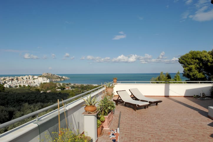 Dreaming Penthouse, Vieste