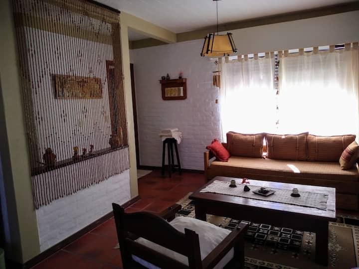 Habitación Gabriela Mistral