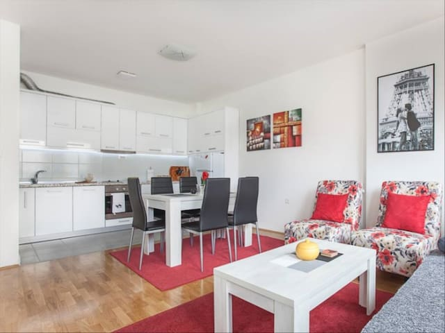 Clean and convenient location in Sydney