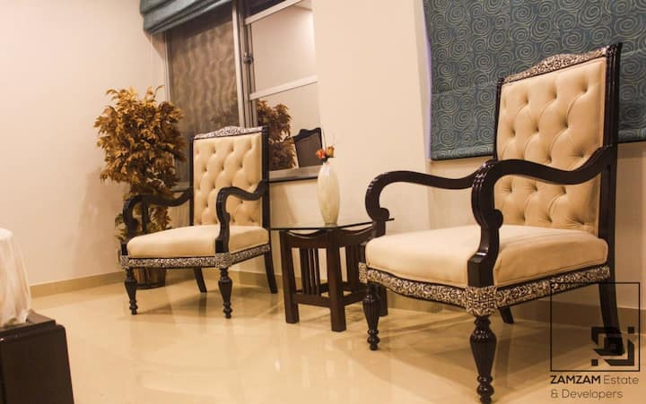 Luxurious apartments in Behria Town Lahore