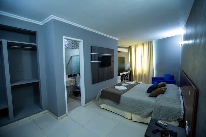 Apartamento Duplo em Hotel