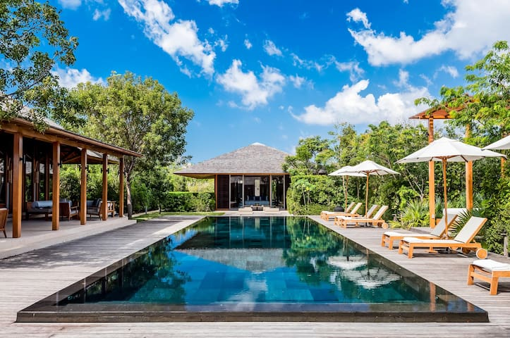 Amanyara Beach Path Tranquility Villa - 4 Bedroom