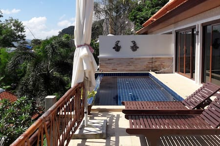 Pool Villa Panwa Beach - Seaview - Phuket