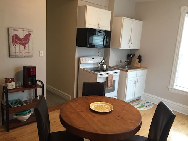Darling & Cozy 3 Bed Loft; Full kitchen, Laundry! - Saint Paul - Byt