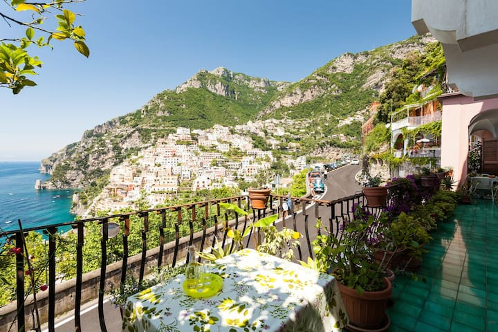 Casa Annalu very close to Positano center - Positano - House