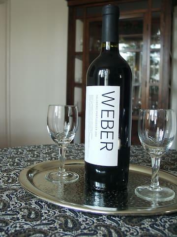 Weber apartman, Villány - Villány - Bed & Breakfast
