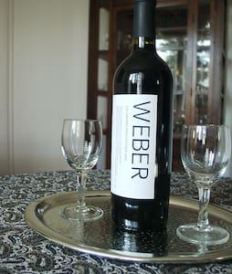 Weber apartman, Villány - Villány - 住宿加早餐