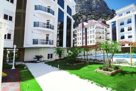 Apartment Mountain Palace - Konyaaltı